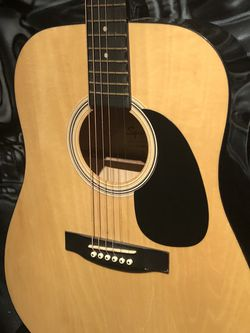Squire Acoustic Guitar for Sale in Los Angeles,  CA
