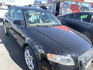 2007 Audi A4 👉👉In-house Financing Available👍👍 for Sale in Oceanside, CA