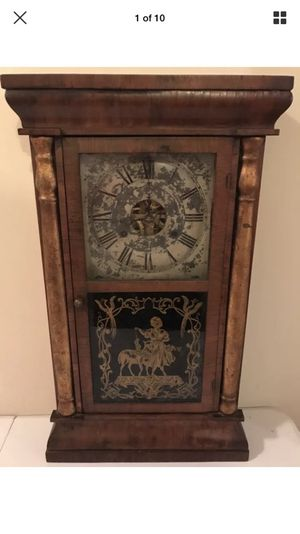 Antique 1800's Seth Thomas 30 hour Gong Clock for Sale in Lexington, SC