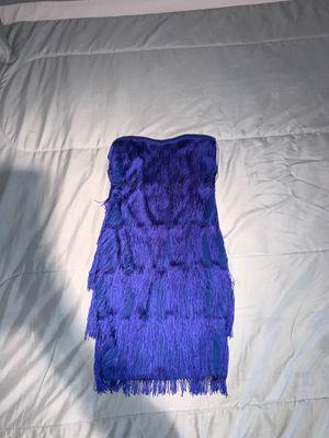Fringe dress (pretty little thing) for Sale in Plainfield, NJ