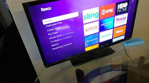 """Seiki 32"""" inches TV with Roku for Sale in Chandler, AZ"""