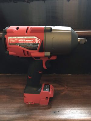 Milwaukee torque impact M18 (tool only) for Sale in Alpharetta, GA