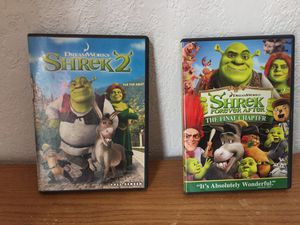Shrek movies for Sale in Los Angeles, CA