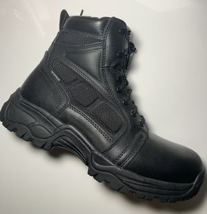 PROPPER SERIES 200 6'' F4509 Mens Black Work Boots Size 10 for Sale in San Leandro, CA