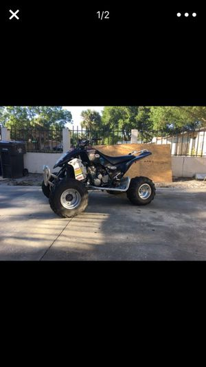 2003 Suzuki 400 ltz big bore 440 for Sale in Tampa, FL