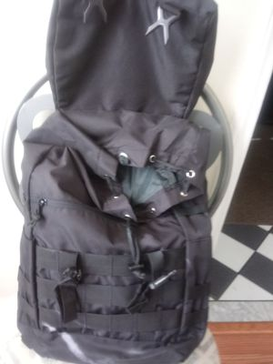 Black outdoors Camping Backpack high quality for Sale in Greensboro, NC