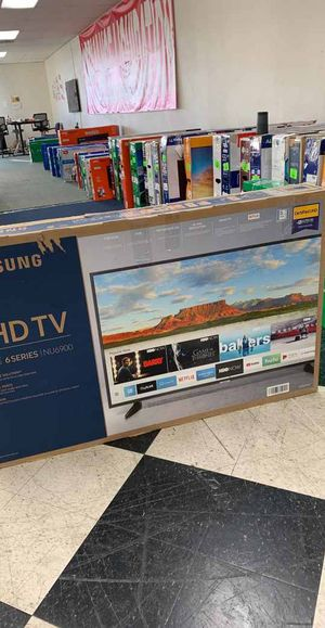 Samsung TV television is brand new with one year warranty!! Open Box! 50 inch KWN3 for Sale in Los Angeles, CA
