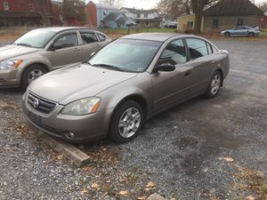 2002 Nissan Altima S for Sale in Berwick, PA
