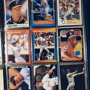 ☆Mark Mcgwire Baseball Cards☆ for Sale in Columbus, OH