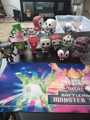 Nightmare before Christmas pop lot no boxes for Sale in West Hartford, CT