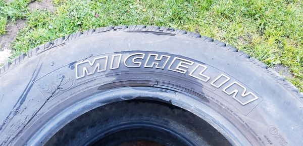 265/70/17 Michelin tires