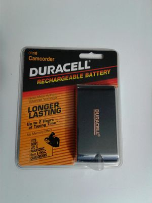 Camcorder Rechargeable Battery (DR10) for sale for Sale in Los Angeles, CA