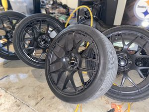 Avantgarde rims and tiers decent tread left for Sale in Smyrna, TN