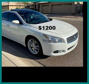 Price$1200 Nissan Maxima for Sale in Baltimore, MD