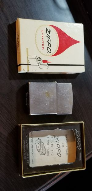 ZIPPO LIGHTER No.200 for Sale in Federal Way, WA