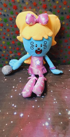 Blue cat singing doll for Sale in Santa Ana, CA