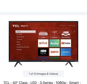 TCL and Toshiba flatscreen TV for Sale in Miami, FL