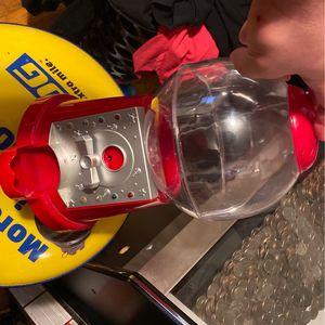 Plastic Gum Ball Machine for Sale in Cambridge, MA
