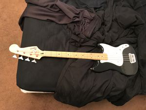 Old Squier bronco bass for Sale in Las Vegas, NV