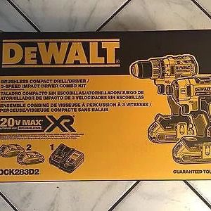 New in Box. Dewalt DCK283D2. Brushless Drill and Impact. for Sale in Pasadena, TX