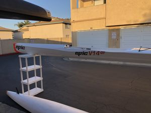 Fast kayak surfski for Sale in Fountain Valley, CA