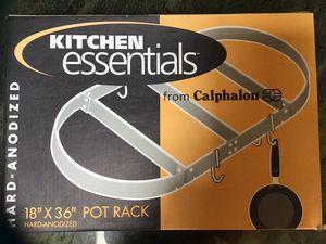"New in Box Calphalon Pot Rack 18x36"" for Sale in San Francisco, CA"