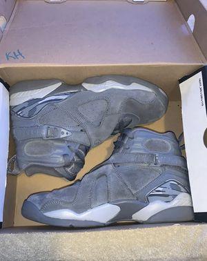 Jordan 8s Cool Grey for Sale in Seattle, WA