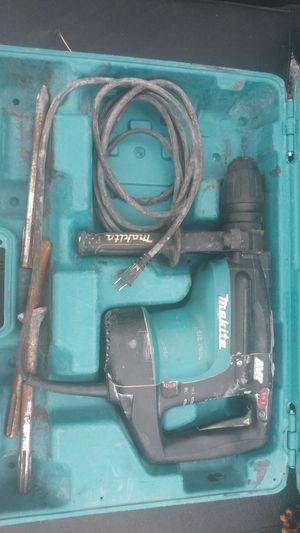 Makita Rotary/chipping hammer for Sale in Haines City, FL