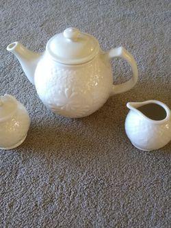 Longaberger Tea Set for Sale in Riverside,  CA