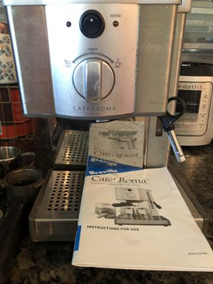 Espresso machine for Sale in Riverside, CA