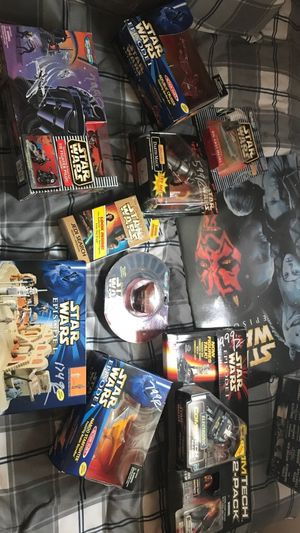 90s Star Wars Toys for Sale in Milton, MA