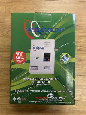 Titan Tankless Water Heater for Sale in Miami, FL