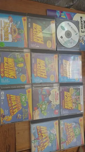 Davidson Blaster CD ROM ages 4-18 x11 for Sale in Wildomar, CA