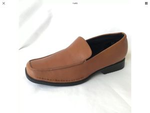 Rockport Womens Size 6.5 Brown Leather Loafers for Sale in Fuquay-Varina, NC