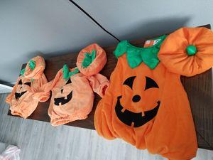 Pumpkin Halloween Costumes for Sale in Las Vegas, NV