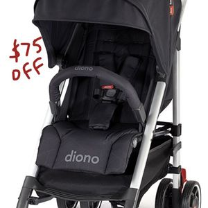New Stroller, Light Weight, Includes Rain Cover for Sale in Ellicott City, MD
