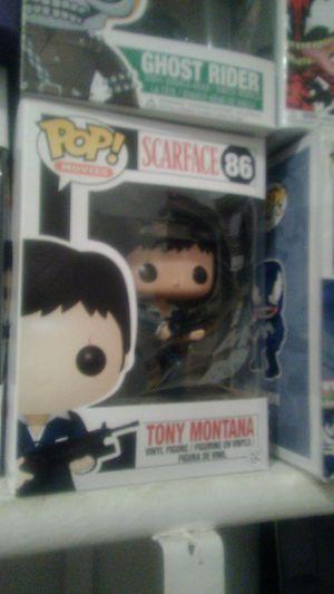 "FUNKO POP ... *Tony Montana"" ... SCARFACE MOVIE for Sale in Stockton, CA"