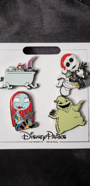 Disneyparks NBC New Pins for Sale in Fontana, CA
