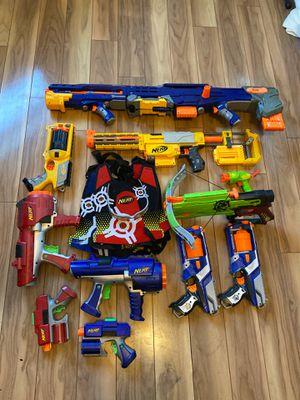 Nerf Guns for Sale in Davis, CA