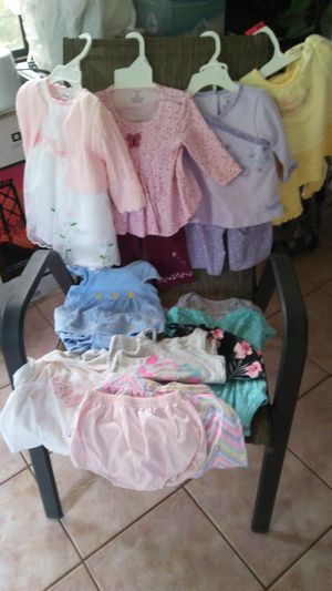 Girls -6 month clothes for Sale in Casselberry, FL