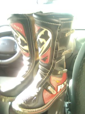 *805 FLY BOOTS Off ROAD for Sale in Downey, CA