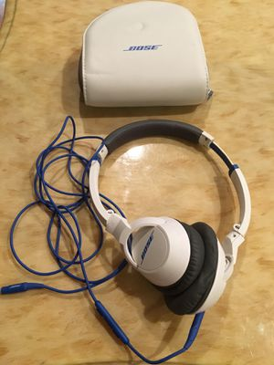 Bose sound true on ear style headset for Sale in Vienna, VA