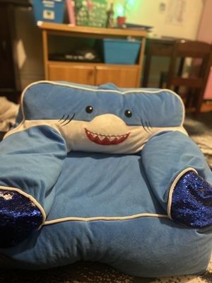 Shark bean bag chair for Sale in Chicago Heights, IL