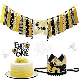 "1st Birthday "" Fun to Bee One "" party accessories / Decor for Sale in Newburgh Heights, OH"