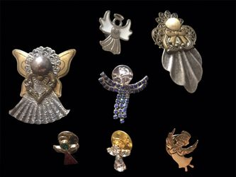 Lot brooch and pin for Sale in Austin,  TX
