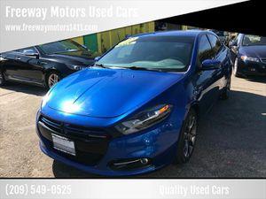2013 Dodge Dart for Sale in Modesto, CA