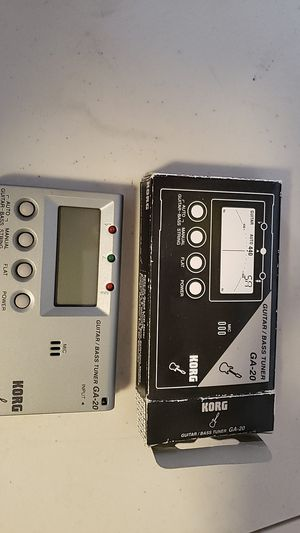 Guitar tuner for Sale in East Wenatchee, WA