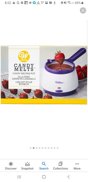 Candy melting system for Sale in Richmond, VA