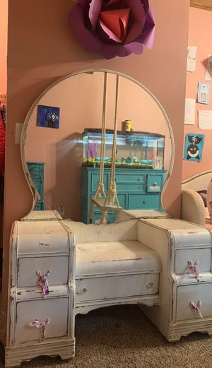 Antique vanity for Sale in Port Orchard, WA