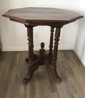 Gorgeous small dining table or side table for Sale in Seattle, WA